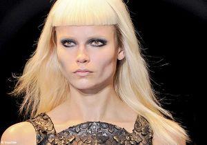 Fashion week de Milan hiver 2012-2013 : les coiffures
