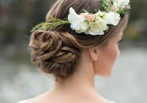 Les plus jolies coiffures de mariée pour s'inspirer