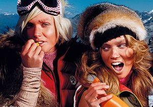 Carnet de style de l'hiver