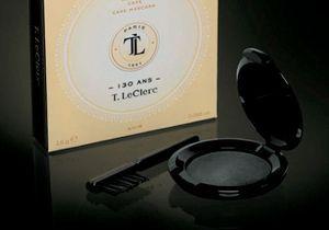 Le mascara Cake Noir de T. Leclerc