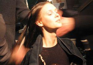 Backstage Paris hiver 2010-2011 - Sonia Rykiel