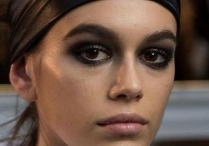 Fashion Week de New York : ce look beauté nous donne envie de revenir au smoky
