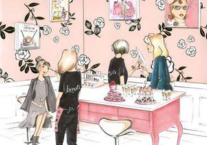 Inscrivez-vous aux afterwork beauté ELLE & Benefit Cosmetics !