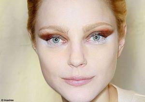 Maquillage marron