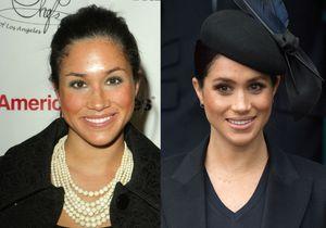 Avant / après : Meghan Markle, Kate Middleton, Lady Di... Leur évolution beauté