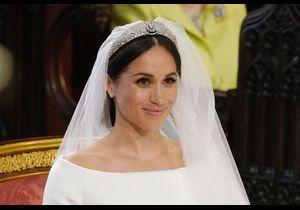 Meghan Markle a trouvé l'inspiration de son maquillage de mariage sur Pinterest