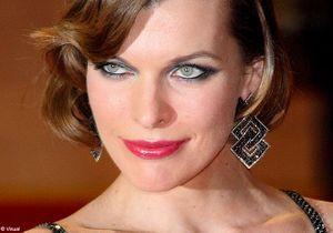 On veut toutes le Beauty Look de : Milla Jovovich