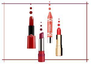 16 super lipsticks qui ne dessèchent pas les lèvres