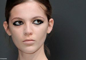 Fashion Week de Paris été 2012 : le make-up
