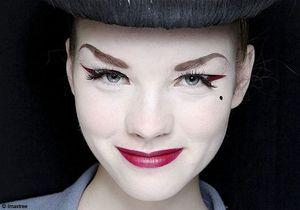 Fashion week Paris : le maquillage
