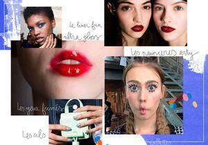 Les 13 tendances maquillage automne-hiver que l'on va adorer