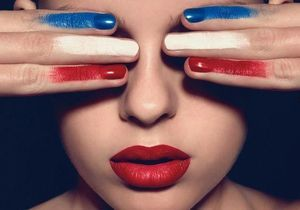 Maquillage de foot : on sublime le bleu blanc rouge