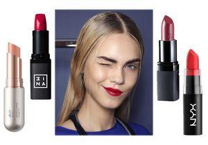 15 rouges à lèvres pas chers approuvés par votre banquière