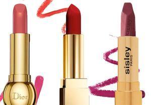 18 rouges à lèvres longue tenue pour une couleur qui dure