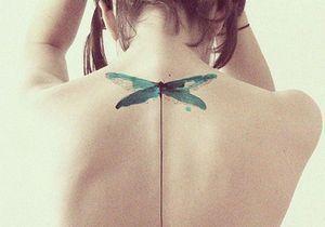 Oserez-vous le tatouage sur la colonne vertébrale ?