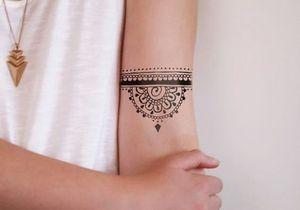 On craque pour un tatouage mandala