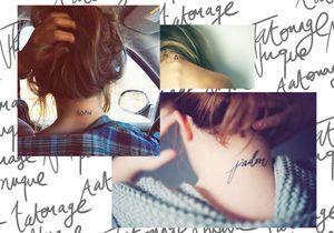 Un tatouage dans la nuque : 20 modèles qui nous inspirent