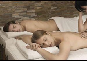 Massage en couple : le cadeau qui pimente la Saint-Valentin