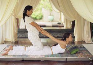 On se détend avec un bon massage thaïlandais