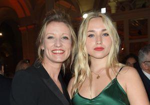 Alexandra Lamy et sa fille Chloé Jouannet, unies dans la douleur avec Audrey Lamy