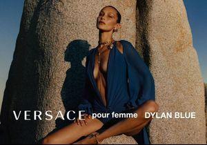 Bella Hadid et Hailey Baldwin sur les plages de Corse pour la dernière campagne Versace