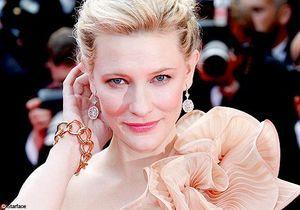 Cate Blanchett dévoile ses secrets anti-âge