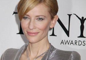Cate Blanchett opte pour un court à la garçonne !