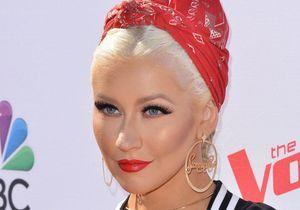 Christina Aguilera sans maquillage, la chanteuse est méconnaissable