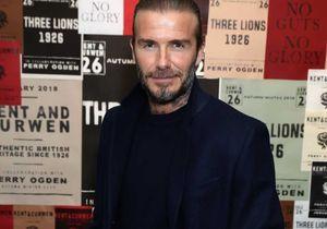 David Beckham entame une toute nouvelle carrière