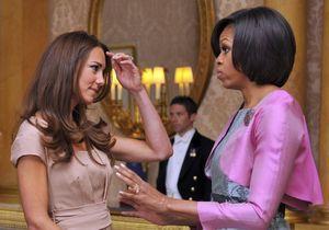 Découvrez quel secret beauté Kate Middleton partage avec Michelle Obama