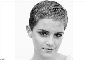 Emma Watson a coupé ses cheveux
