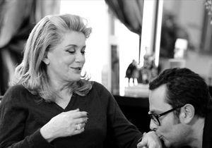 Exclu vidéo : Catherine Deneuve et son coloriste Christophe Robin, la belle histoire