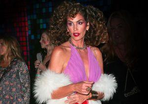 Fini les maquillages d'épouvante, les stars veulent du disco pour Halloween !