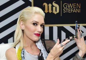 Gwen Stefani crée sa palette de make-up avec Urban Decay