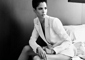 Hanaa Ben Abdesslem, nouvelle égérie Lancôme