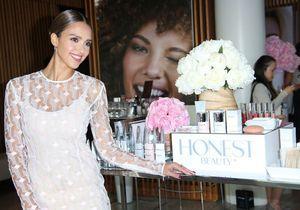 Jessica Alba lance sa ligne Honest Beauty
