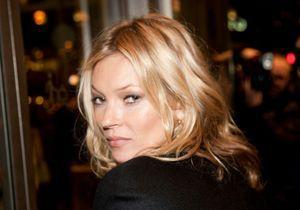 Kate Moss, nouveau visage de Kérastase