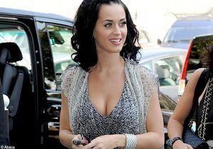 Katy Perry a des problèmes d'acné !