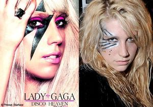Kesha vs Lady Gaga