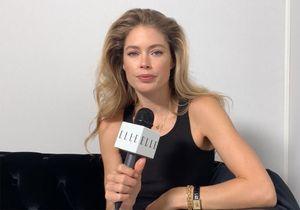 L'interview Fashion Week de Doutzen Kroes : « L'industrie de la mode doit prendre ses responsabilités »
