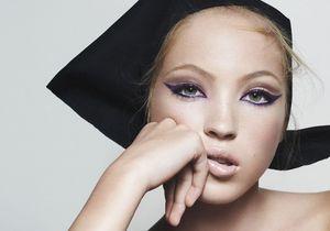 La fille d'un célèbre mannequin devient égérie Marc Jacobs Beauty