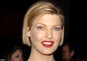 Linda Evangelista crée du make-up pour L'Oréal