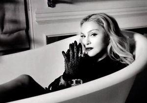 Madonna se lance dans la beauté avec une vidéo sexy