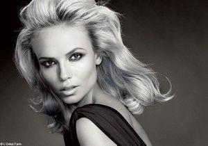 Natasha Poly, le nouveau visage de L'Oréal