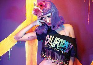 On a flashé sur… les ongles de Katy Perry