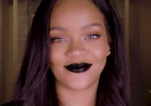 #Prêtàliker : le look gothique chic de Rihanna (qu'on copie pour Halloween)