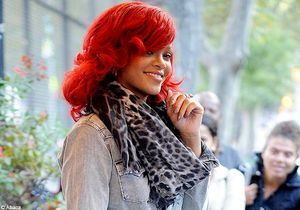 Rihanna : nouvelle coupe de cheveux pour un nouvel album