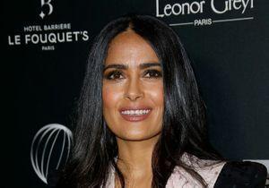 Salma Hayek se dévoile sans maquillage sur Instagram