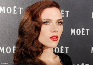 Scarlett Johansson est red dingue de… son roux !