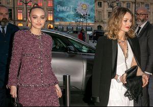 Vanessa Paradis et Lily-Rose Depp réunies : elles sont sublimes